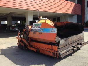 asphalt paving equipment in Anchorage, Alaska