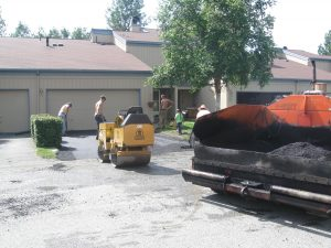residential pavement services in Anchorage, Alaska
