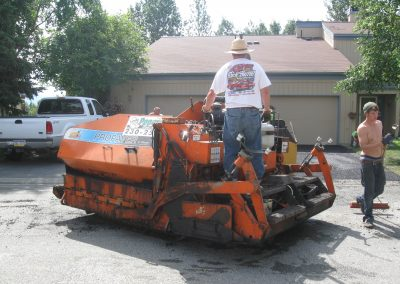residential asphalt services in Anchorage, Alaska